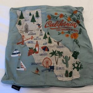Other - California Pillow Cover
